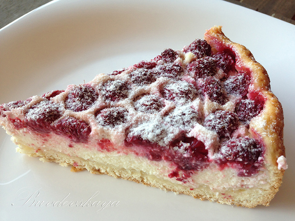 пирожки малины рецепт с фото