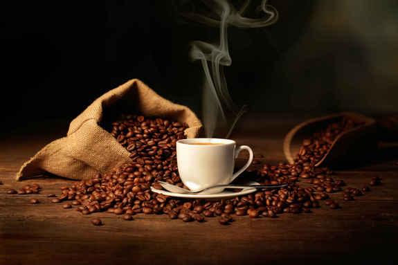 Как сделать кофе из зерен 597