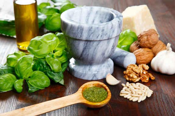 Barilla Pesto соус песто с базиликом и рукколой, 190 г — купить в ... | 383x575