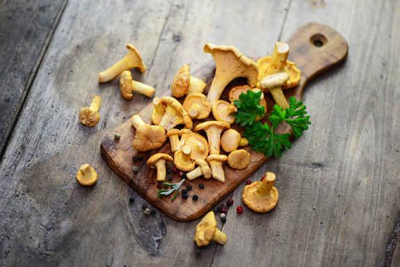 рецепт как засолить грибы