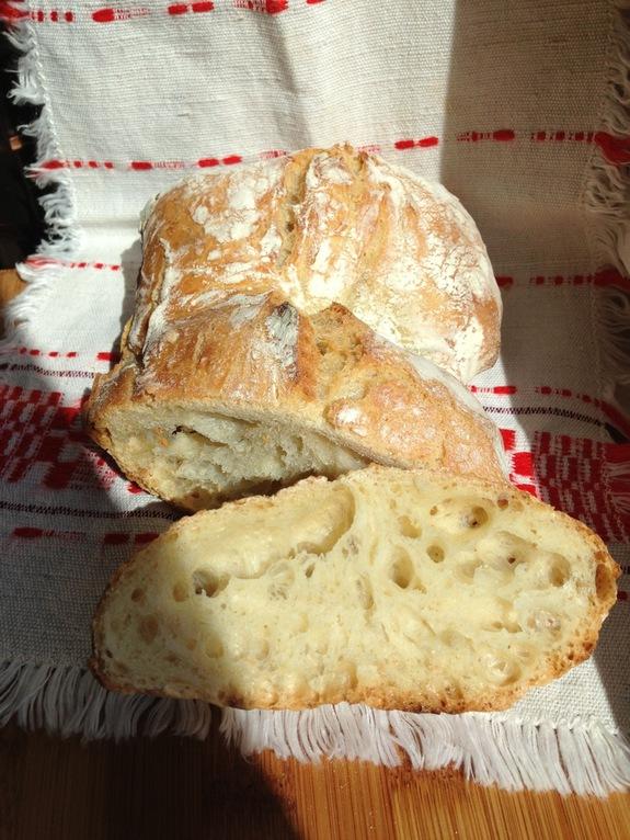 Рецепты быстрой выпечки хлеба