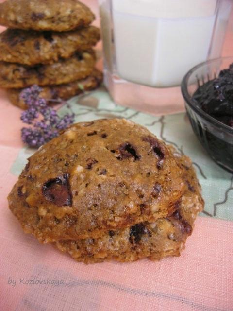 Кулинарные рецепты печенья и пирожные