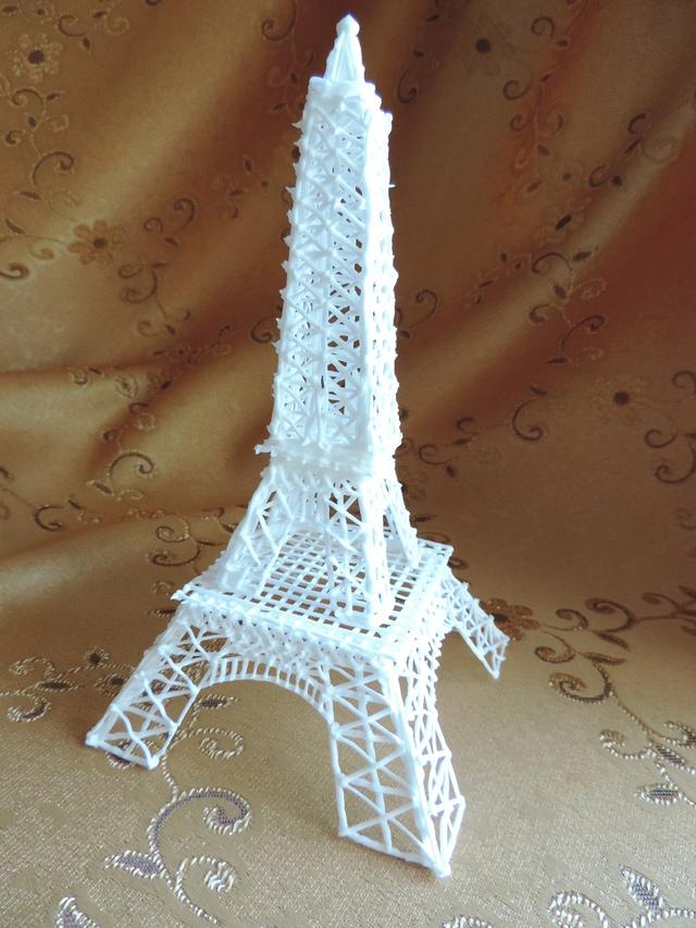 Эйфелева башня из айсинга мастер класс