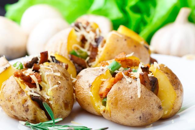 Рецепты блюд с картофелем