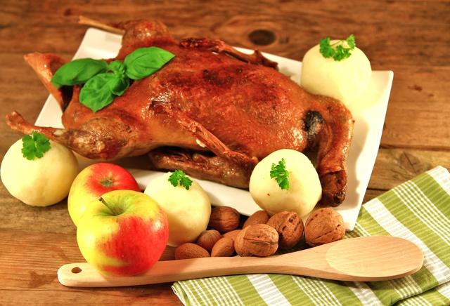 Как приготовить гуся, Официальный сайт кулинарных рецептов Юлии Высоцкой