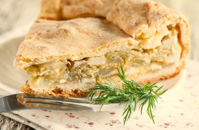 Пирог с капустой - это почти что русская кулинарная классика