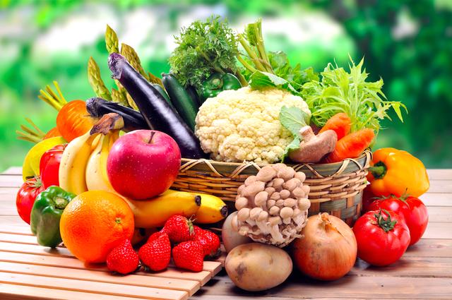 В список продуктов, разрешенных в пост, попадают овощи и фрукты во всем многообразии