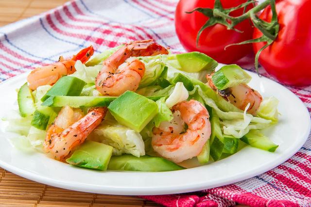 морепродукты рецепты диетические