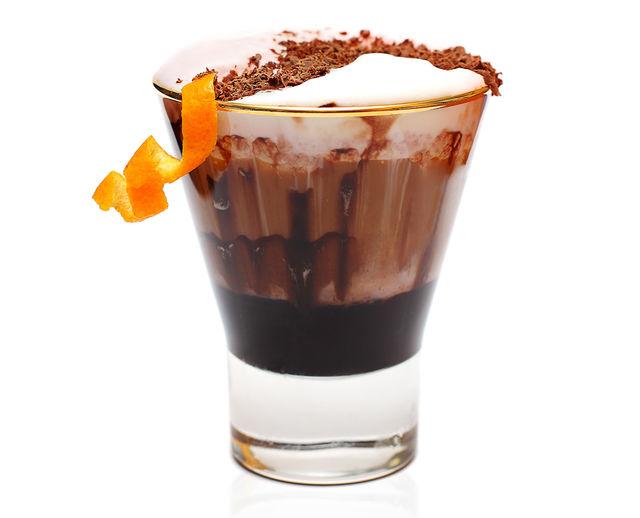 Поэтому рецепты сладких алкогольных коктейлей с шоколадом получаются особенно вкусными