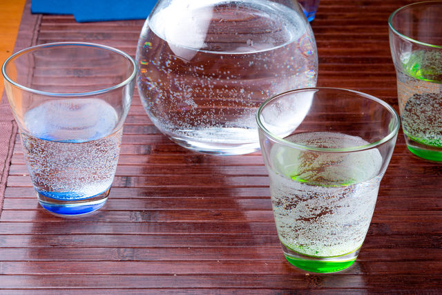 Полезные свойства минеральной воды
