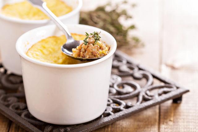 Такое блюдо из гречки для детей подойдет и для их мам, которые сидят на диете