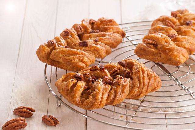 фото орехи пекан