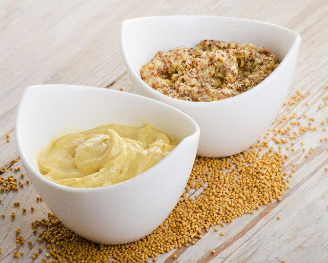 дижонская горчица рецепт приготовления в домашних условиях