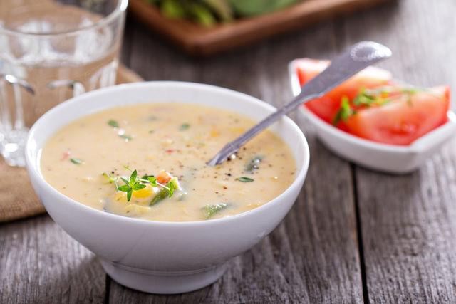 рецепт молочных супов для детей от года