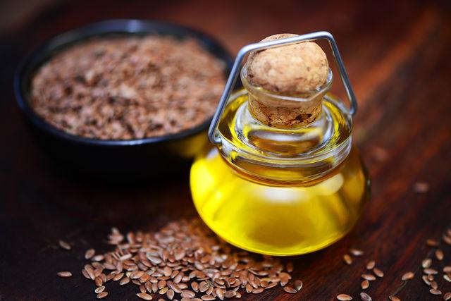 льняное масло снижает уровень холестерина