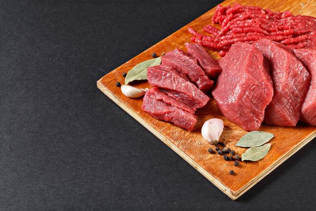 Мясо приготовленное на пару в мультиварке