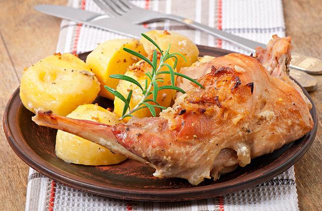Рецепты для приготовления в ресторане кролика автомобиль логан мсв тюнинг