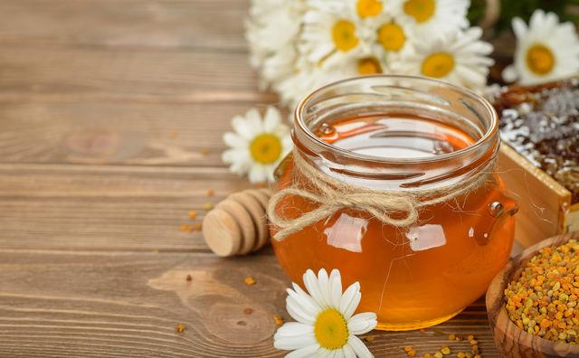 натуральный мед хранение