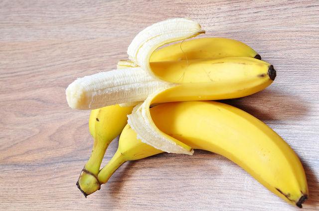 Маска из бананов защитит вашу кожу