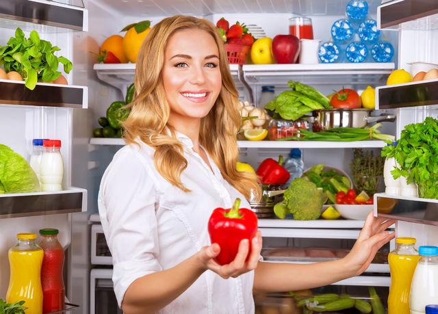 Самыми большими признаны холодильники Side by Side с шириной более метра