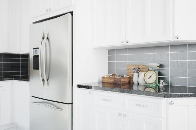 Какой объем загрузки холодильника вам нужен, решайте всей семьей, но учитывайте, что между продуктами должно быть небольшое расстояние для вентиляции