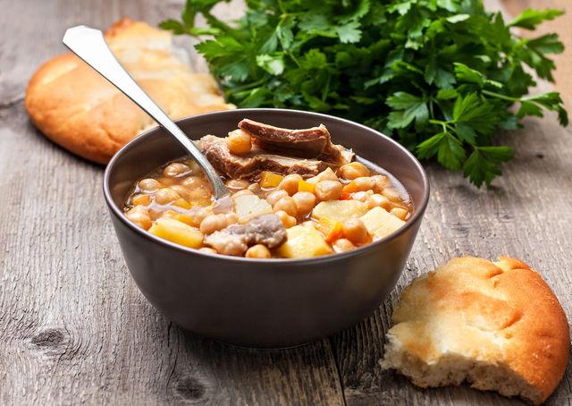 гороховый суп вкусный рецепт