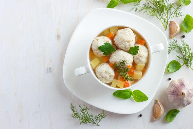 рецепты супов пюре при язве