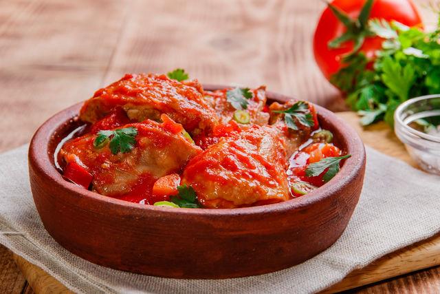 Почитатели кавказской кухни несказанно обрадуются этому блюду