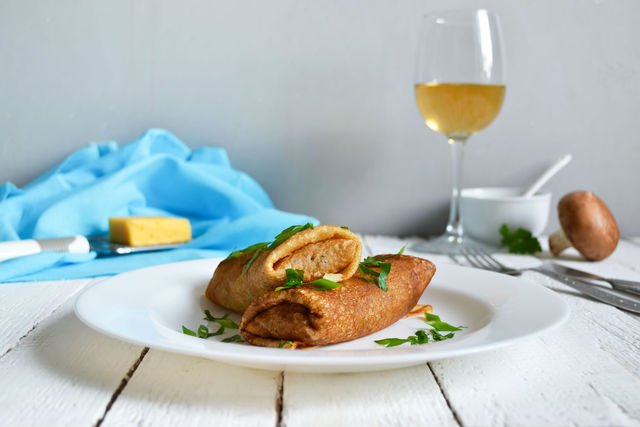 Яркие фруктовые нотки придадут курице оригинальный вкус