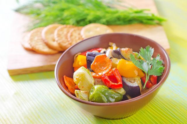 вкусный рецепт соте из баклажанов