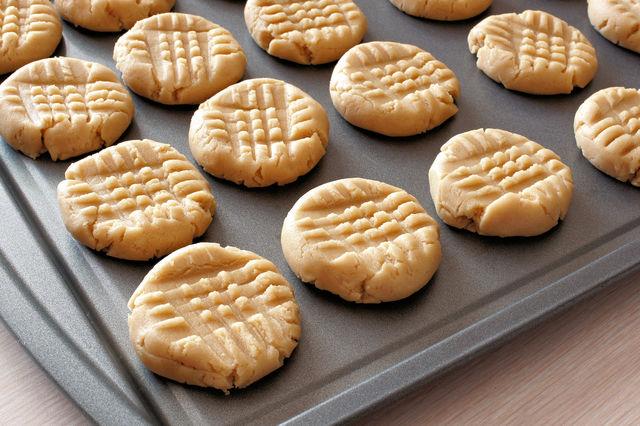 сливочно-песочное печенье рецепт