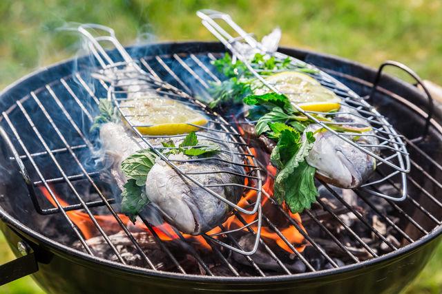 Маринование рыбы для барбекю мангалы грили и барбекю в алматы