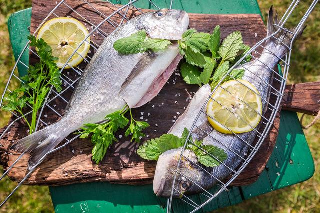 Какая рыба подойдет для барбекю барбекю италия mcz