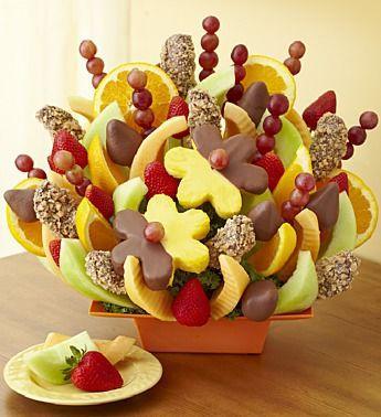 Вазы своими руками из фруктов и 22