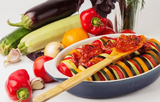 Как сделать рататуй в домашних условиях рецепт