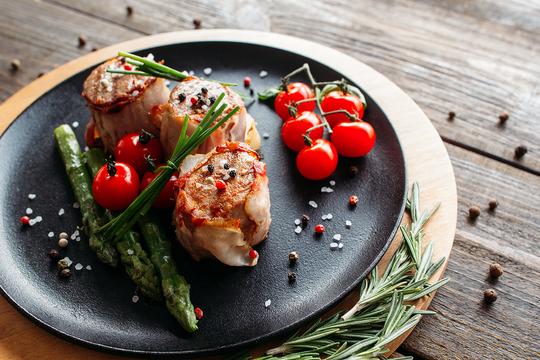 Рецепты мяса на сковороде из телятины