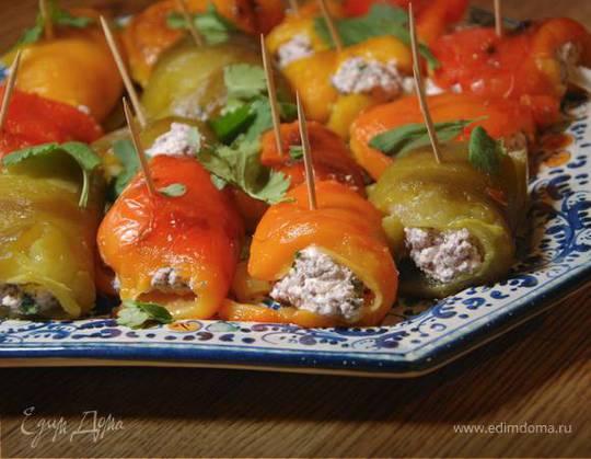 Сезонное меню: семь рецептов блюд из болгарского перца