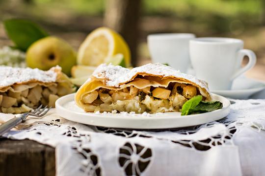 Выпечка с грушами: рецепты, Официальный сайт кулинарных рецептов Юлии Высоцкой