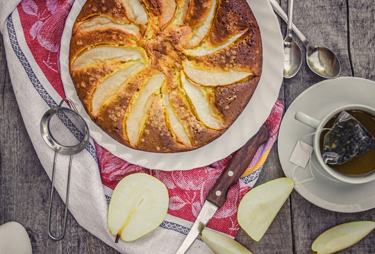 Сказочная груша: рецепты выпечки с грушей