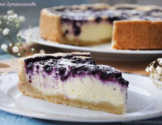 Рецепт клубничного пирога в домашних условиях