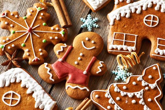 Украшение имбирное печенье рецепт 100