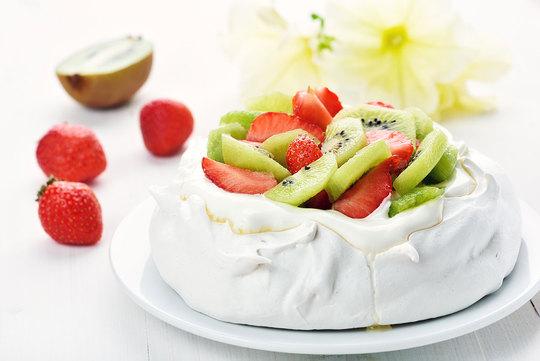 Мастер-класс: готовим торт «Павлова» в домашних условиях