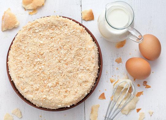 Как приготовить торт «Наполеон»