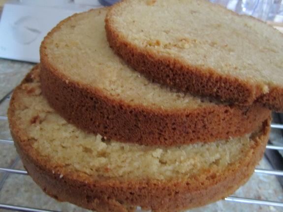 масляной бисквит рецепт