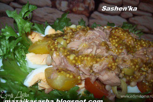 салат нисуаз рецепт от высоцкой