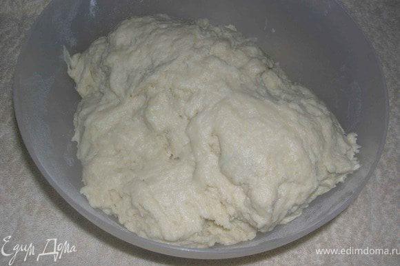 Печенье на простокваше - рецепт приготовления с фото