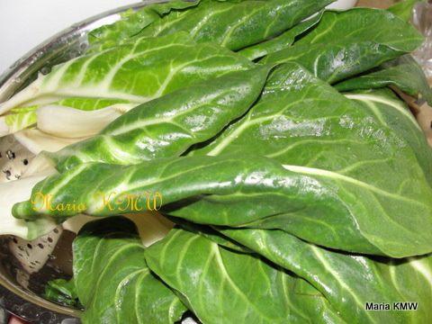Быстрые рецепты Салат из мангольда Вкусно и