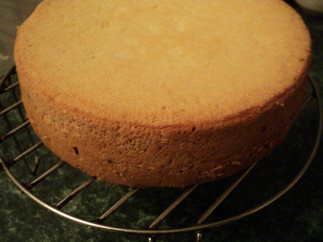 Торты из бисквитного теста