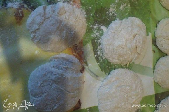 Тесто для чебуреков с маргарином рецепт