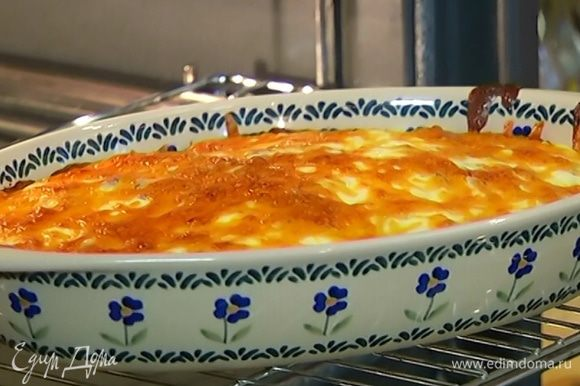 гречневая запеканка с курицей в духовке рецепт